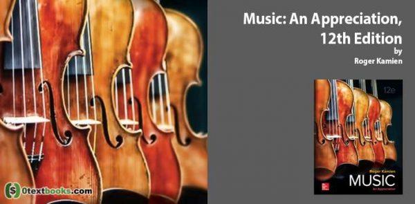 Music An Appreciation 12th Edition PDF