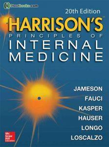 Harrison's Principles of Internal Medicine 20th Edition PDF Textbook